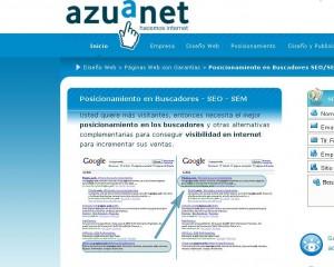 Posicionamiento en buscadores en Cáceres