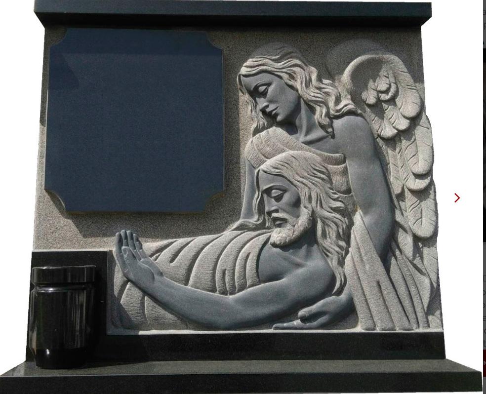 Lápidas para nichos en Cáceres